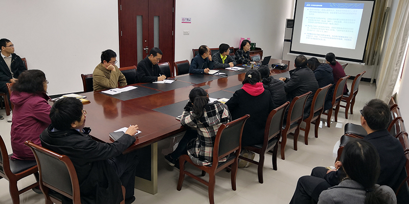 信息所举办青年学术报告会