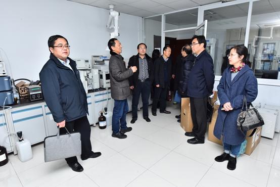 2019年江苏省农业、环保与新能源领域重点实验室主任沙龙在我院顺利召开